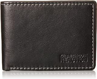 Men's Leather Front Pocket Billfold Wallet