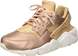 Nike Womens Air Huarache Run PRM TXT Running Trainers Aa0523 Sneakers Shoes
