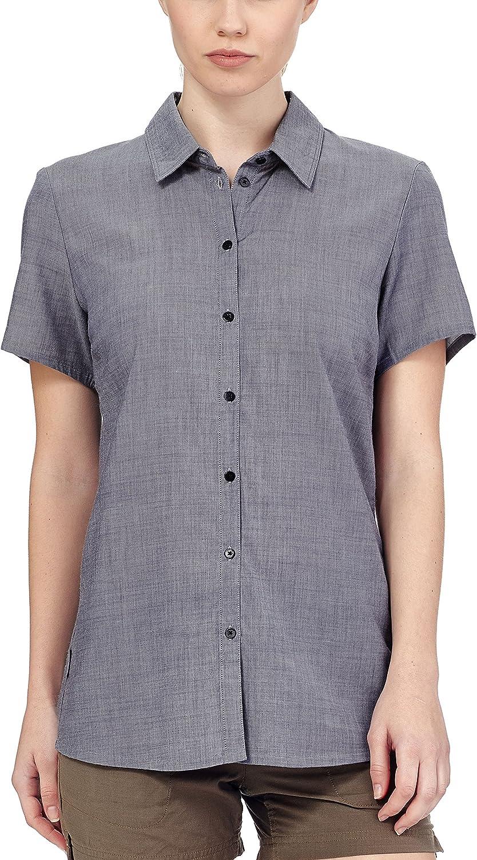 Icebreaker Damen-Top Kala SS, leichtes Shirt