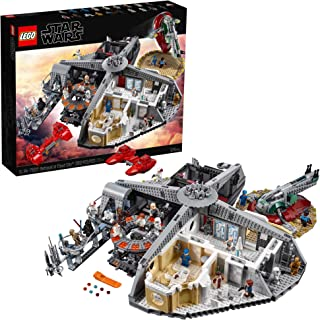 LEGO Star Wars: The Empire Strikes Back Betrayal at Cloud City 75222 Building Kit, 2019 (2869 Pieces)
