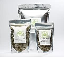 Nelson's Tea Lemon Ginger Honey Herbal loose leaf tea (Echinacea, lemon grass, ginger root, bee pollen, coriander, marshmallow root, lemon peel, hibiscus flowers, oat straw, natural flavoring) 4 oz.