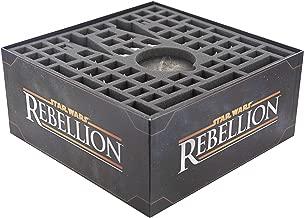 Feldherr Foam Tray Value Set for The Star Wars Rebellion Board Game Box