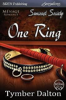 One Ring [Suncoast Society] (Siren Publishing Sensations)