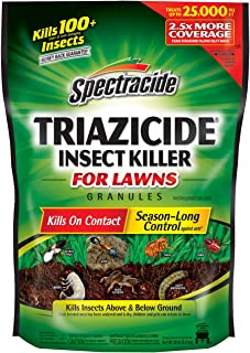 Spectracide Triazicide Insect Killer For Lawns Granules, 20-Pound, 2-Pack