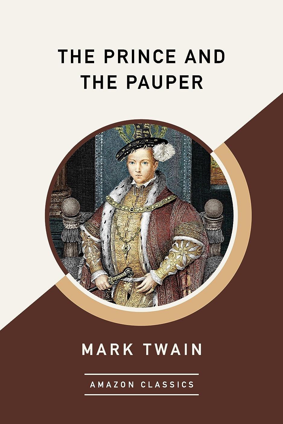 レジ何故なの頬骨The Prince and the Pauper (AmazonClassics Edition) (English Edition)