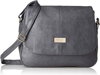 Nelle Harper Women's Sling Bag (Grey)