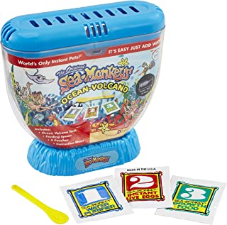 Sea Monkeys 80483 Volcano Zoo-Styles May Vary
