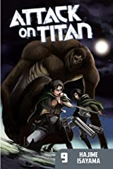 Attack on Titan Vol. 9 (English Edition) eBook Kindle