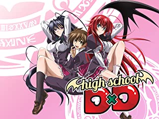 High School DxD Season 1