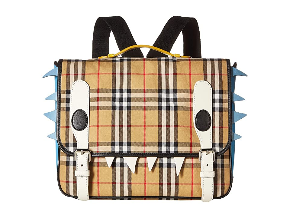Burberry Kids Spike ACIYV Bag (Antique Yellow) Bags