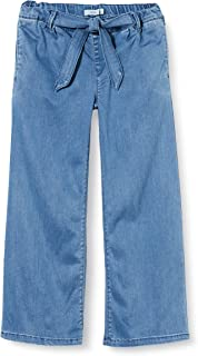 Name It NKFRUNA 7//8 Pantaloni Culotte da Ragazza
