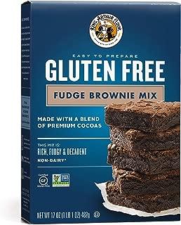 King Arthur Flour, Fudge Brownie Mix, Gluten Free, 17 Ounce