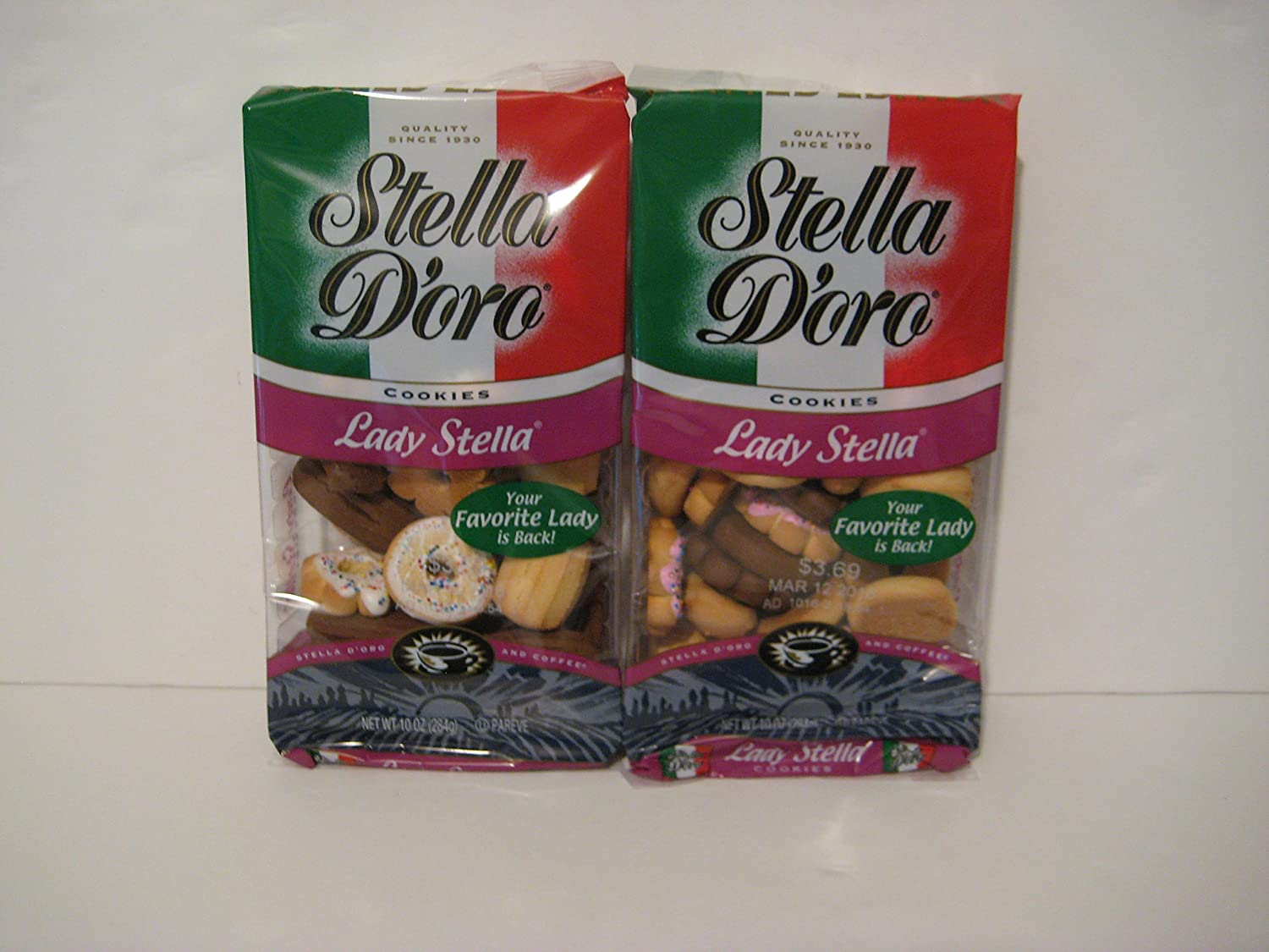Stella D'oro Popular products Lady Cookies 6 - Bags Oz F 2021 autumn and winter new Your Bundle. 10