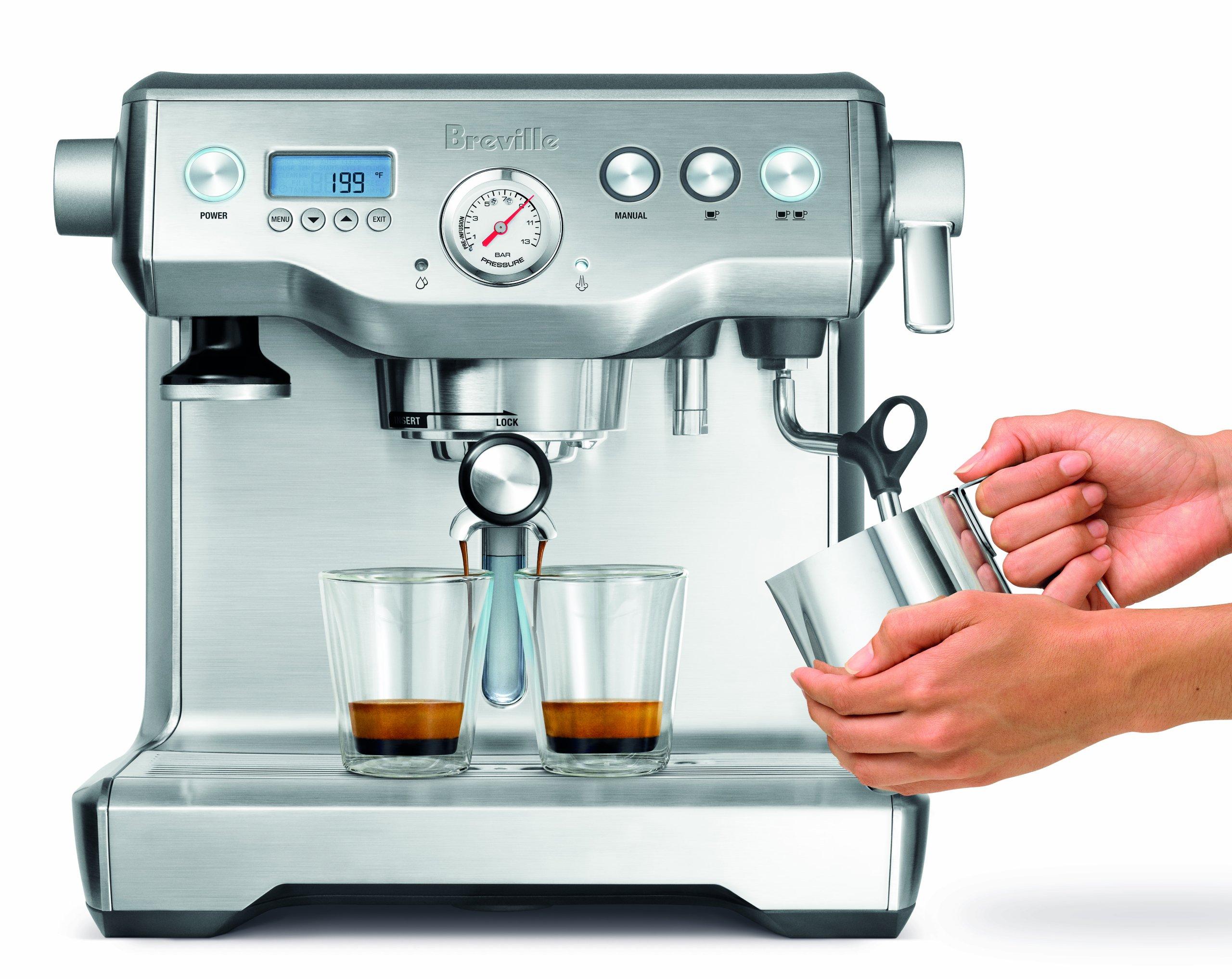 Breville BES920XL Máquina espresso - Cafetera (Máquina espresso): Amazon.es: Hogar