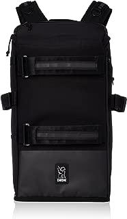Chrome Niko Camera Backpack Featured Custom Dividers 23 Liter Black