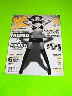 Maria & Ashley Divas (WWE WWF Magazine - November 2006)