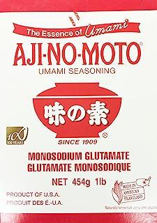 16oz Ajinomoto Umami Seasoning MSG Monosodium Glutamate, Made in USA, Pack of 2