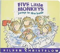 Five Little Monkeys Jump in the Bath (A Five Little Monkeys Story)