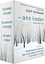 The Ann Lindell Mysteries, Books 1-3: The Princess of Burundi, The Cruel Stars of the Night, and The Demon of Dakar