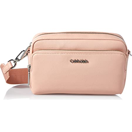 Calvin Klein Damen Ck Must Camera Bag W/Pckt Lg Crossovers, M