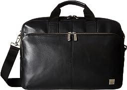 Brompton Classic Amesbury Double Zip Briefcase