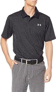 [アンダーアーマー] Golf UAパフォーマンス プリント ポロ(ゴルフ/MEN) メンズ