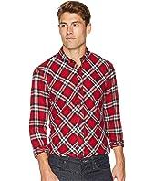 Chet - Long Sleeve Flannel