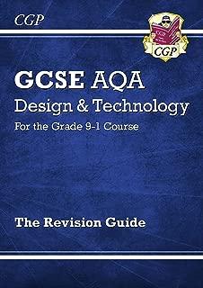 New Grade 9-1 GCSE Design & Technology AQA Revision Guide (CGP GCSE D&T 9-1 Revision)