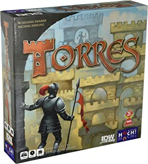 IDW Games Torres Board Game