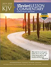 KJV Standard Lesson Commentary® Large Print Edition 2019-2020
