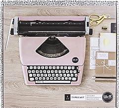 We R Memory Keepers 0718813102971 Typewriter Typecast-Pink