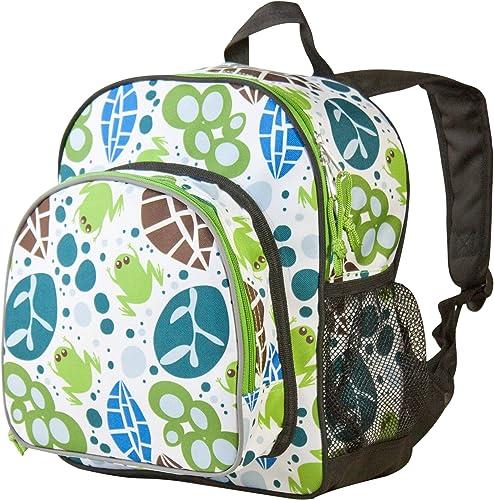 Nuevos productos de artículos novedosos. Lily Frogs Pack 'n Snack Snack Snack Backpack  descuento