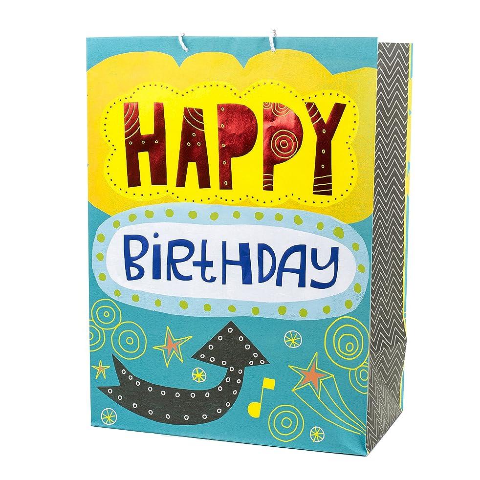 Hallmark Oversized Birthday Gift Bag (Happy Birthday)