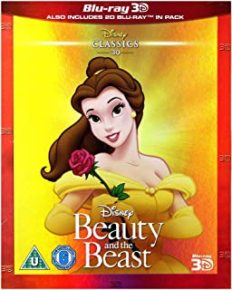 Beauty And The Beast 2D Region Free