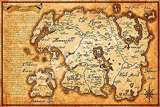 tamriel online map