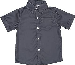 Little Boys-Short Sleeve Dress Shirt