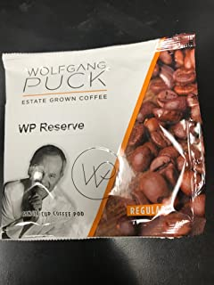 wolfgang puck signature coffee pods