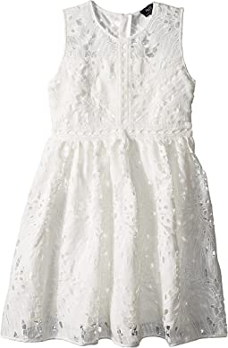 Panama Lace Dress (Big Kids)