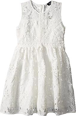 Panama Lace Dress (Big Kids)