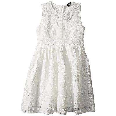 41fce8ec96d0 Bardot Junior Panama Lace Dress (Big Kids) (Ivory) Girl