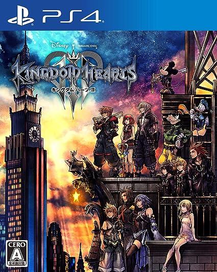 キングダム ハーツIII - PS4 - Amazon.co.jp