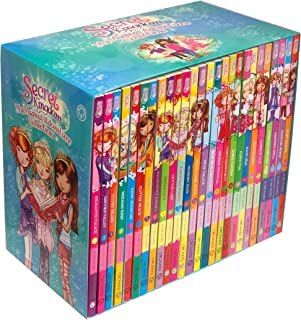 Secret Kingdom My Magical Adventure Collection 26 Books Limited Edition Box Set by Rosie Banks (Series 1-5)