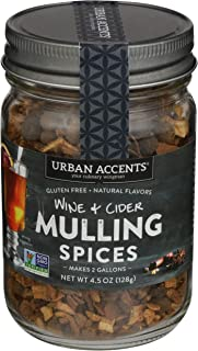 Urban Accents, Spices Mulling Wine And Cider, 4.5 Ounce