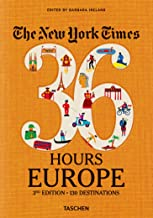 NYT. 36 Hours. Europe. 3rd Edition