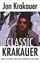 """Classic Krakauer: """"Mark Foo's Last Ride,"""" """"After the Fall,"""" and Other Essays from the Vault (English Edition)"""