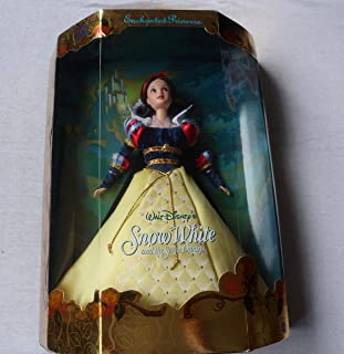 Disney Year 2000 Collector Dolls Enchanted Princess Series 12 Inch Doll From