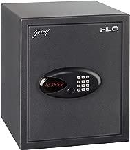 Godrej Security Solutions Filo Digital 40 Electronic Safe (Black)