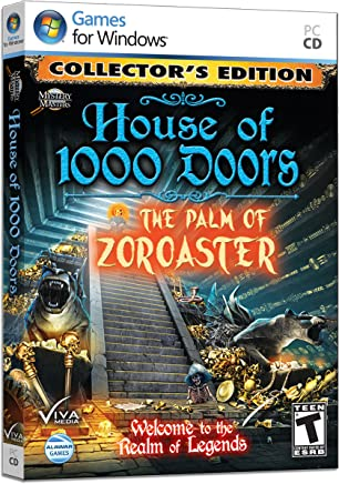 House 1000 Doors: Palm of Zoroaster CE