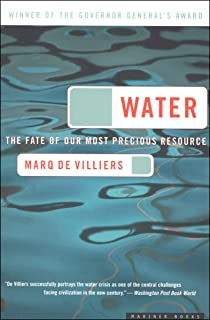 Water: The Fate of Our Most Precious Resource