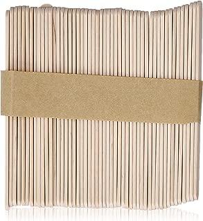 Satin Smooth Small Wooden Epilating Wax Applicators 100ct